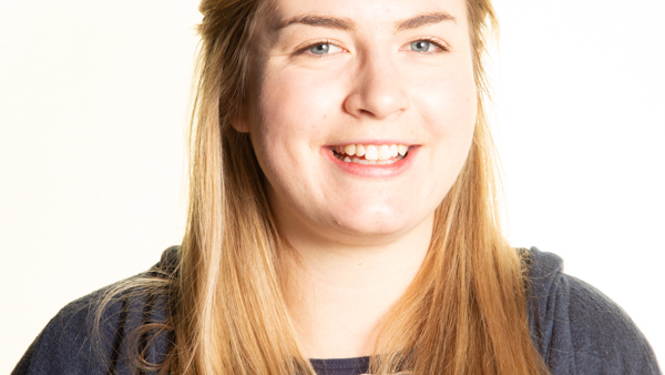 Kathryn Thomson - Communications Officer